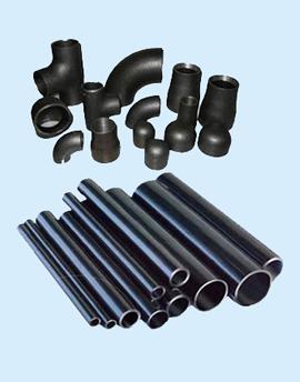 لوله اتصالات فولادی